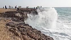 موج های خروشان خلیج نایبند