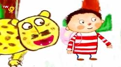 نقاش کوچولو - نقاشی شیرکاکائو