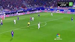 عملکرد مودریچ در ۴ گل اخیر رئال مادرید