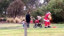 دوربین مخفی بابانوئل تروریست
