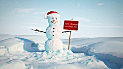 ساخت کلیپ تبریک سال نو میلادی و کریسمس 2020