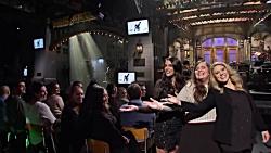 اجرای اهنگ Lights up از هری استایلز در SNL