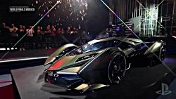 رونمایی از خودروی مفهومی لامبورگینی برای Gran Turismo Sport