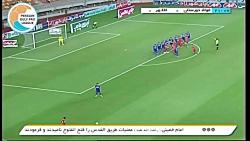 خلاصه بازی فولاد خوزستان 2-0 گل گهر سیرجان (لیگ برتر ایران - 1398/99)