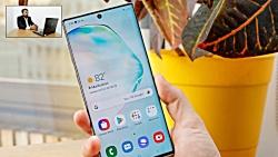 زوم 100 برابری سامسونگ اس 11 پلاس Samsung Galaxy S11 با (زیرنویس فارسی)