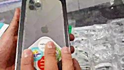 جعبه گشایی ایفون ۱۱ پرو مکس