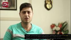 #لحظه سر رسیدن مرد ایرانی در صحنه خیانت همسرش  با کیفیت عالی