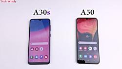 A50 در مقابل A30s کدام بهتر است؟