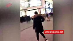 وحشت در لاهه هلند؛ چاقوکشی در مرکز خرید