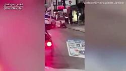 رفتار پلیس عصبانی شیکاگو با جوان آمریکایی (۲۰۱۹)