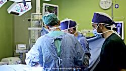 اتاق هاي عمل بيمارستان مهرآیین