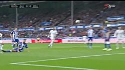 رئال مادرید 2 - آلاوس 1 ، ...