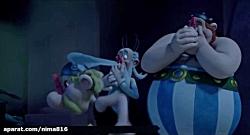 دانلود انیمیشن آستریکس و اوبلیکس کاخ خدایان دوبله پارت 2