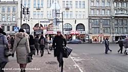 خیابان نوسکی، معروفترین خیابان روسیه