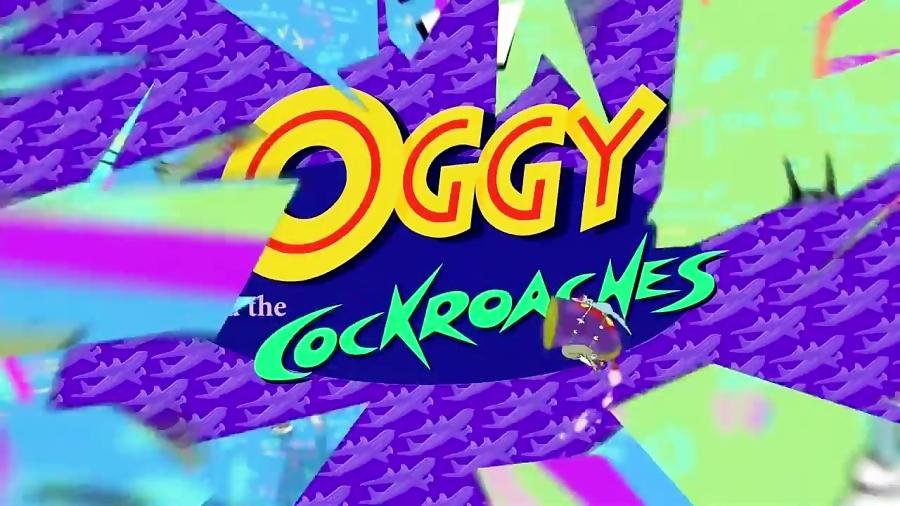 سریال انیمیشن Oggy and the Cockroaches فصل 4 قسمت 52