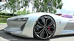 زیباترین ماشین دنیا-ماشین TREZOR