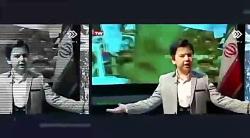 امیرکهبد کاویانی کوچکترین خواننده صداوسیما در بیست برنامه تلویزیونی