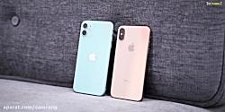 مقایسه دوربین iPhone XS با iPhone 11