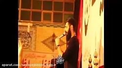 محمود عیدانیان - رجز و ذکر بگذار آدمیان طعنه - بسیارزیبا