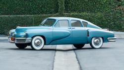 خودرو کلاسیک 2 میلیون دلاری تاکر Tuker 1948