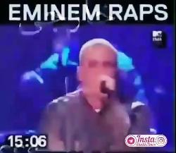 رپ گاد ایرانی رقیب امینم*-*