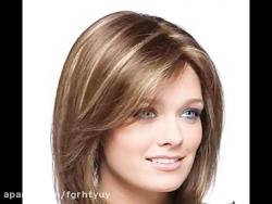 سابلیمینال موهای قهوه ای لخت