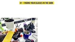 11 ترفند برای عینک پوش ها
