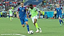 گُل های مسابقات جام جهانی فوتبال ۲۰۱۸ - نیجریه و ایسلند