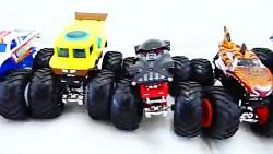 بازی ولد و نیکی با ماشین های برقی اسباب بازی