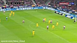 خلاصه بازی بارسلونا و اتلتیکو مادرید لیگ قهرمانان اروپا