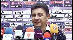 لحظات طنز و جالب هفته گذشته فوتبال ایران