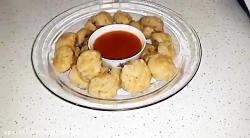 طرز تهیه قارچ پولکی خوشمزه و شگفت انگیز همراه با خاله سیما