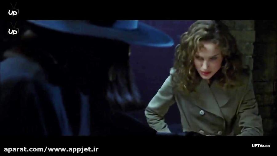 دانلود فیلم V For Vendetta 2005 انتقام جو با دوبله فارسی دیدئو Dideo