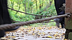 اولین اختتامیه جشنواره گلدسته سرو- پارک جنگلی النگدره گرگان