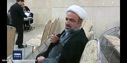 کلید من ایرانی است؛ کلید روحانی آمریکایی بود