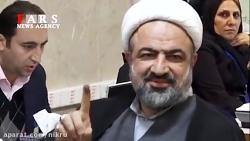 رسایی: کلید من با کلید روحانی فرق دارد   کلید روحانی درها را قفل کرد!
