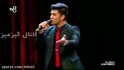 ایران_آذربایـجان_اورمیه در مسابقه گات تلنت ترکیه