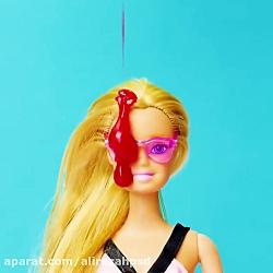 28 ترفند و ایده ارزان برای وسایل عروسک باربی در چند دقیقه