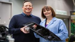 ساخت قطعات خودرو با پسماند قهوه در کارخانه فورد