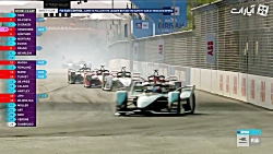 فول ریس ای پری الدرعیه ریاض عربستان 2019/2020 -راند دوم