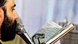 زمینه سوزناک شهادت حضرت معصومه(س)-کربلایی جواد مقدم
