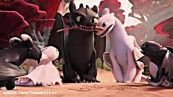 انیمیشن مربی اژدها 4 بازگشت به خانه 2019 دوبله فارسی
