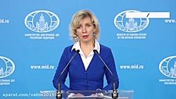 نقش پررنگ آمریکا در اغتشاشات اخیر ایران از نگاه روسها
