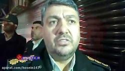 توضیحات سرهنگ «موقفهای»  پیرامون حادثه تیراندازی در خیابان «خاتم الانبیا»