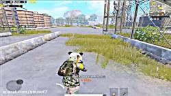 کشتن ۷ تیم (اسکواد) توسط پاندا