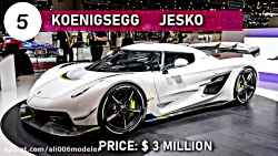 Top 10 Most Expensive Cars In The World  2019 - 2020