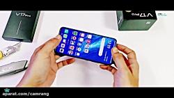 تست خمش، خش پذیری و سقوط(تست دوام) موبایل Vivo V17 Pro