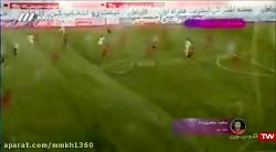 داوری بازی تراکتورسازی و شاهین شهرداری بوشهر