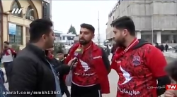 خلاصه بازی نساجی مازندران و سپاهان