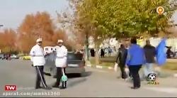 حواشی قبل بلزی استقلال و شهر خودرو
